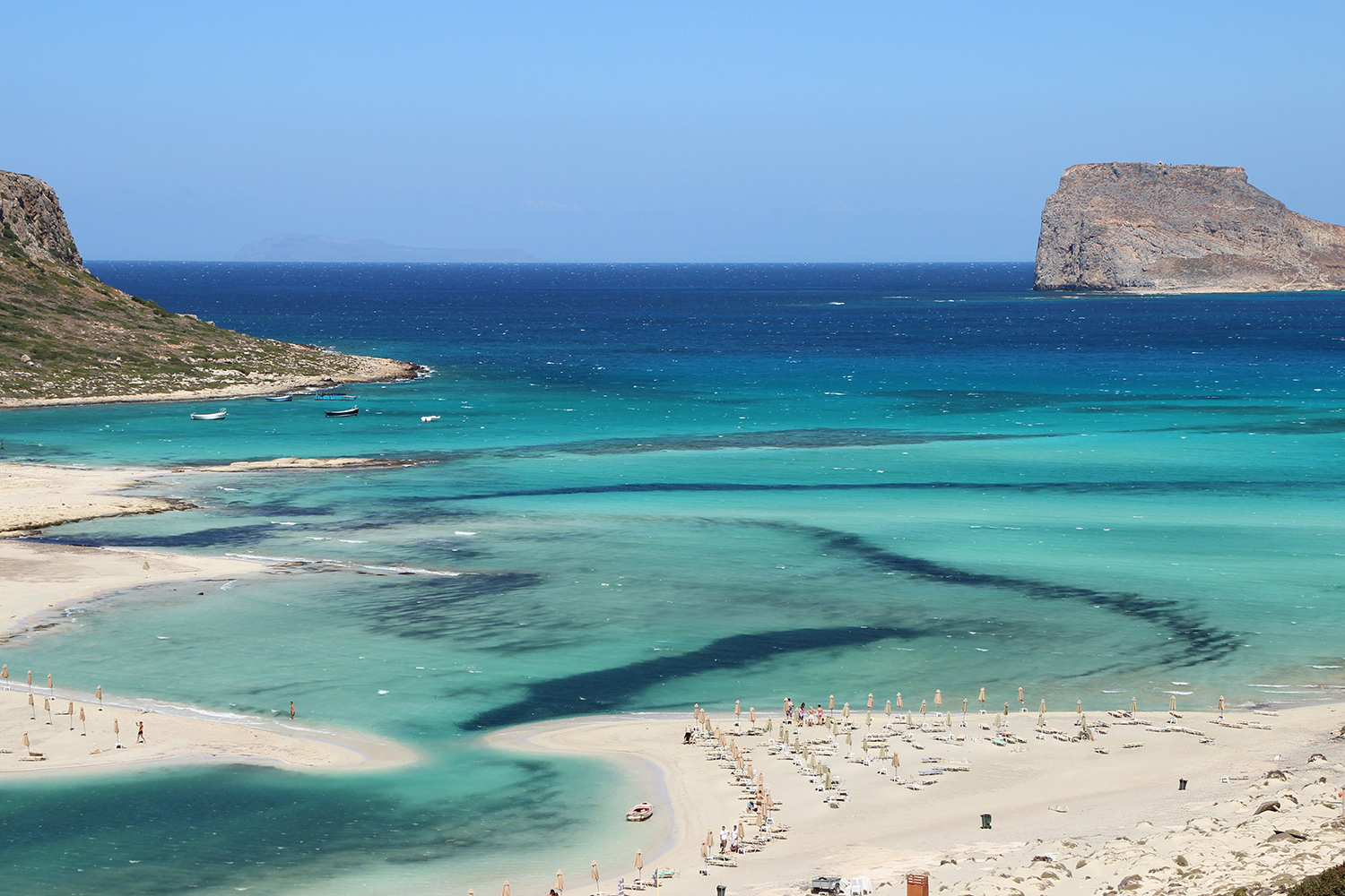 Balos, Kissamos, Chania - Beaches of Crete :: Elizabeth ...
