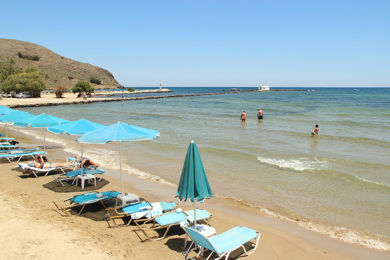 Georgioupolis Beach Hotel Kreta