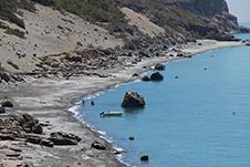 Παραλία Άγιος Παύλος, Χανιά - Σφακιά, Χανιά, Κρήτη