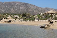 Aspri Limni near Elafonisi, Chania, Crete