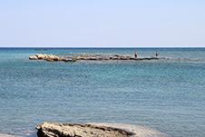 Παραλία Φραγκοκάστελλο, Σφακιά, Χανιά, Νότια Κρήτη