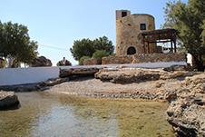 Frangokastelo Beach near Sfakia, Chania, South Crete