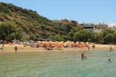 Παραλία Καλύβες, Αποκόρωνας, Χανιά, Κρήτη