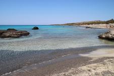 Kedrodasos beach near Elafonisi, Chania, Crete