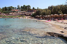 Loutraki Beach in Akrotiri, Chania, West Crete
