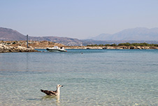 Marathi Beach in Akrotiri, Chania, Crete, Greece