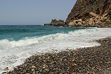 Platanakia Beach near Kissamos, Chania, West Crete