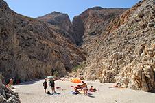 Παραλία Σεϊτάν Λιμάνια, Χανιά, Κρήτη